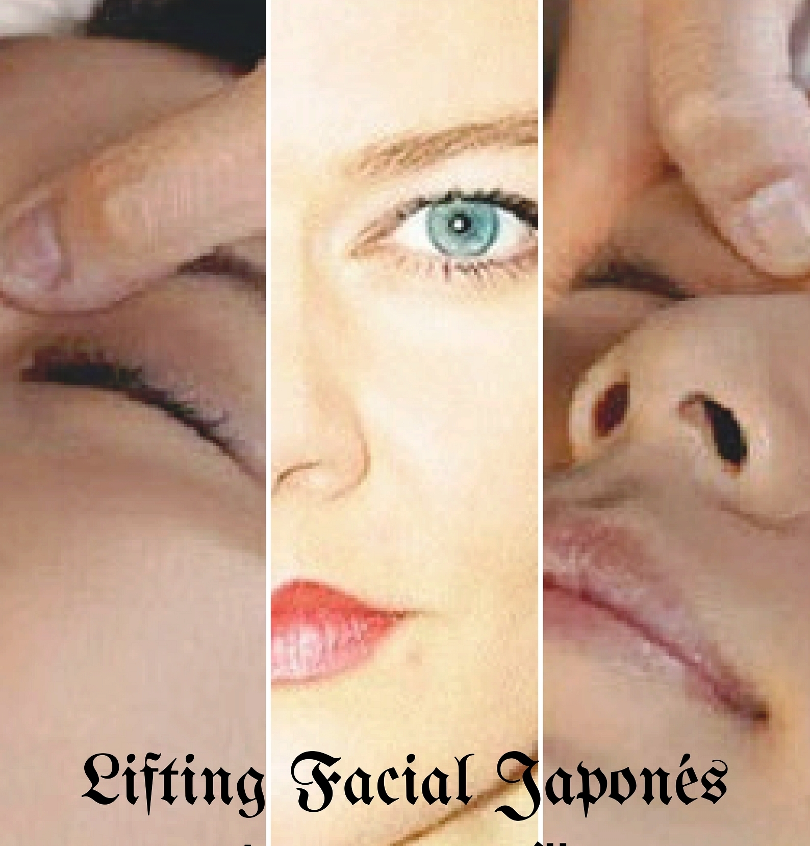 Sevilla: Lifting Facial Japonés