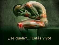 El dolor es natural…abórdalo naturalmente.