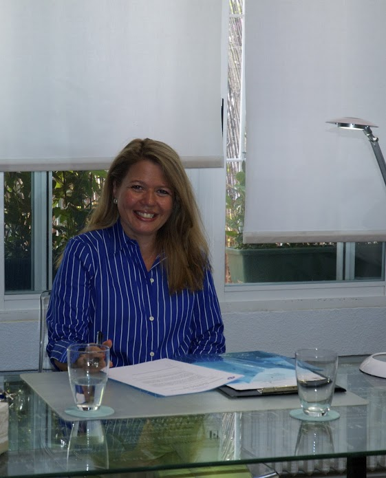Nuestra alumna Ines Taveira