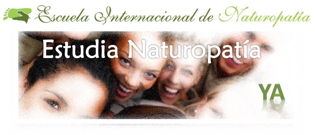 Tu Plan de Estudios de Naturopatía 2014/2015