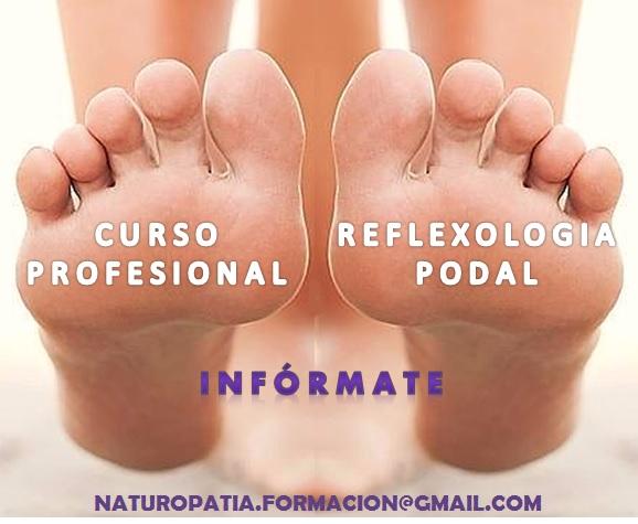 Para dar salud con tus manos…Aprende Reflexología