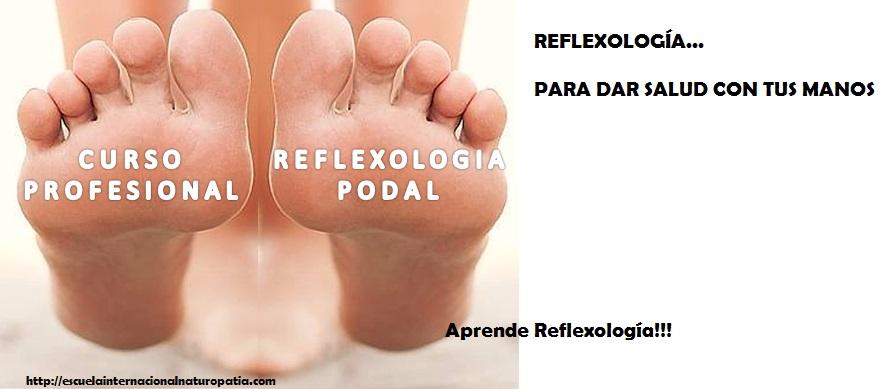 Curso Reflexología Sevilla. Comenzamos ya!!!