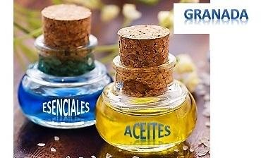 GRANADA: Curso de Aceites Esenciales (aromaterapia)