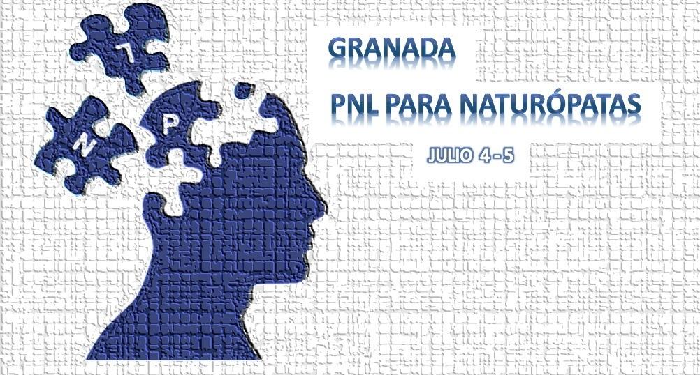 GRANADA: Curso de P.N.L para Naturópatas