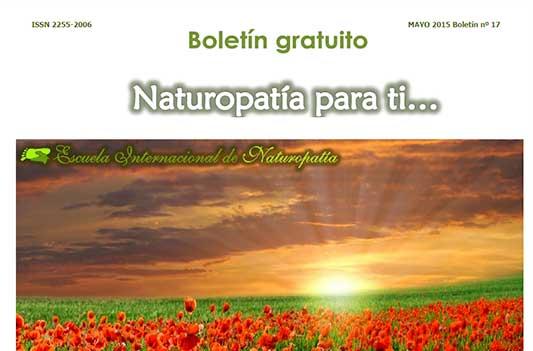 Naturopatía para Ti. La revista nº17