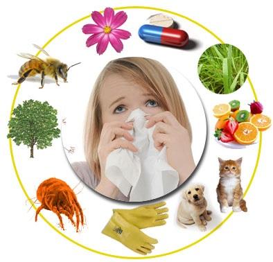 Testimonios de salud…alergia