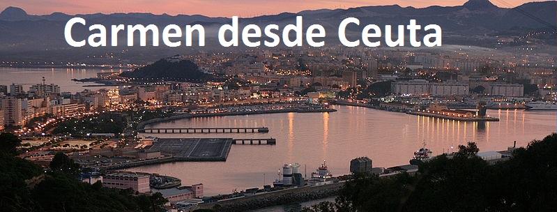 Carmen de Ceuta está contenta con la Escuela