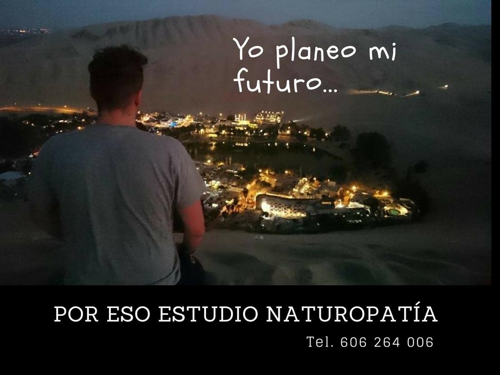 Granada: Naturopatía es una ilusión, un nuevo comienzo, una esperanza…