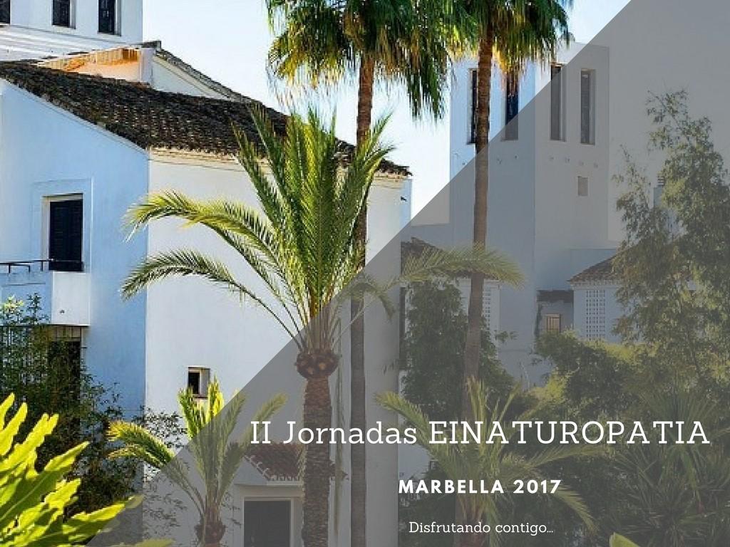Ponencias II Jornadas de EINATUROPATIA