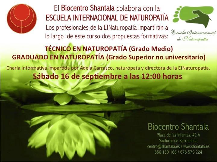 Sanlúcar de Barrameda: Naturopatía