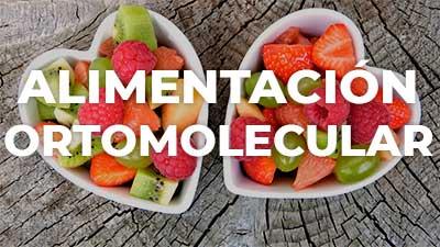 Alimentación Ortomolecular