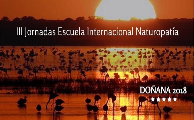 III Jornadas Escuela Internacional Naturopatía