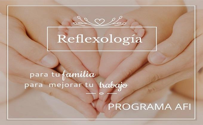 Curso de Reflexología ON LINE