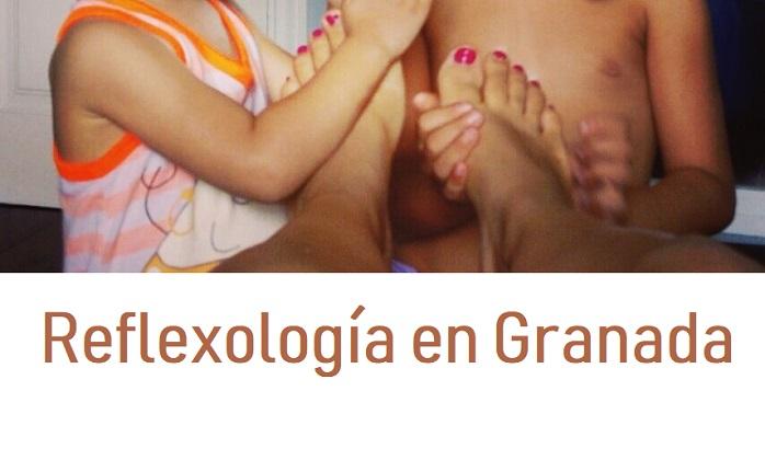 Curso Reflexología en Granada