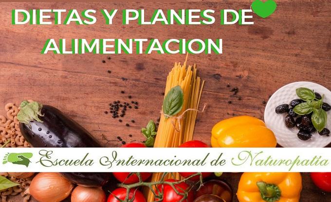 Dietas y Planes de Alimentación