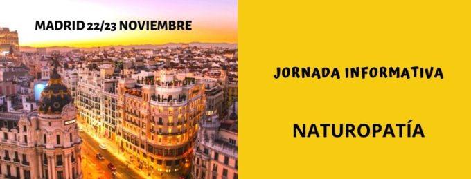 💥 Jornadas Informativas Madrid