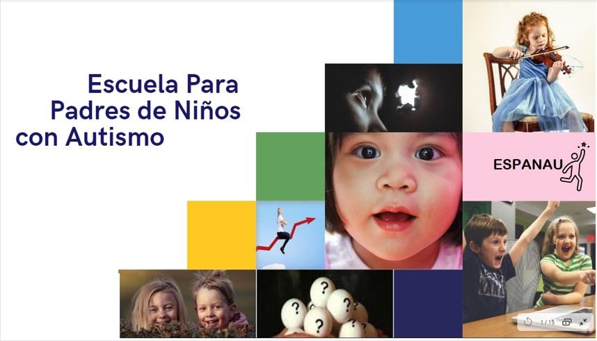 🧔👩🦰 Escuela para Padres de Niños con Autismo
