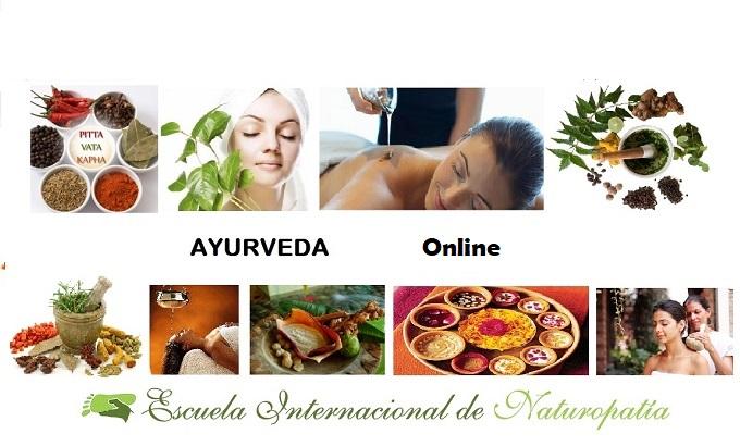 Aprende Ayurveda Online