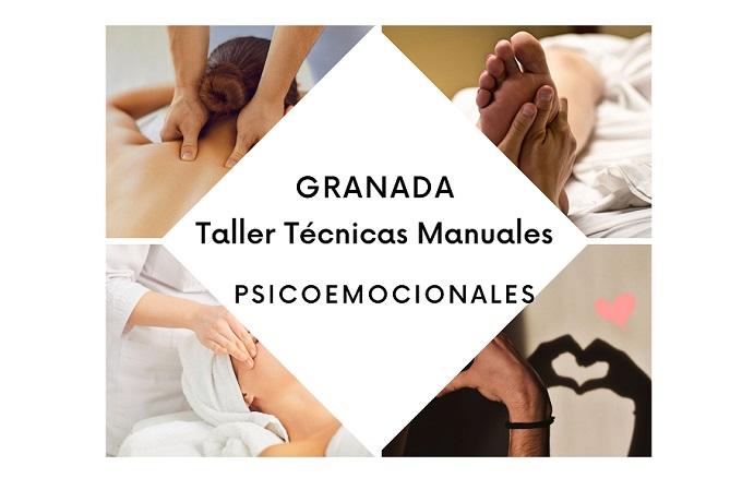 Seminario Técnicas Manuales y Psicoemocionales en Granada